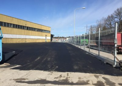 PrimeCar asfalt